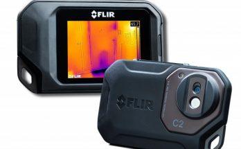 camera thermique flir c2