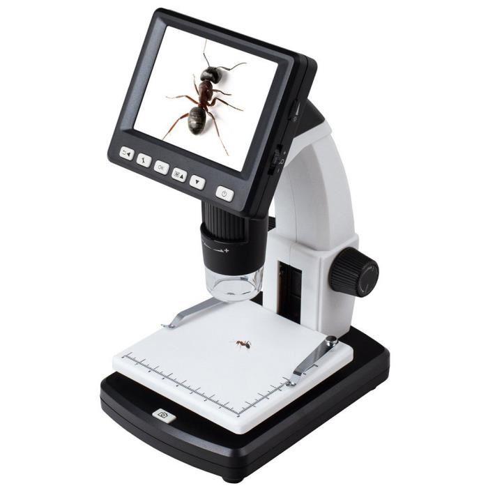 microscope numerique avec ecran lcd