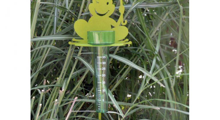 pluviometre decoratif