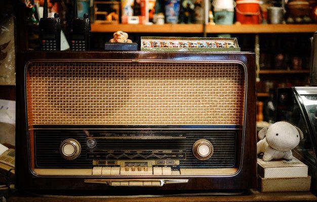 acheter radio vintage