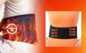 ceinture chauffante infrarouge