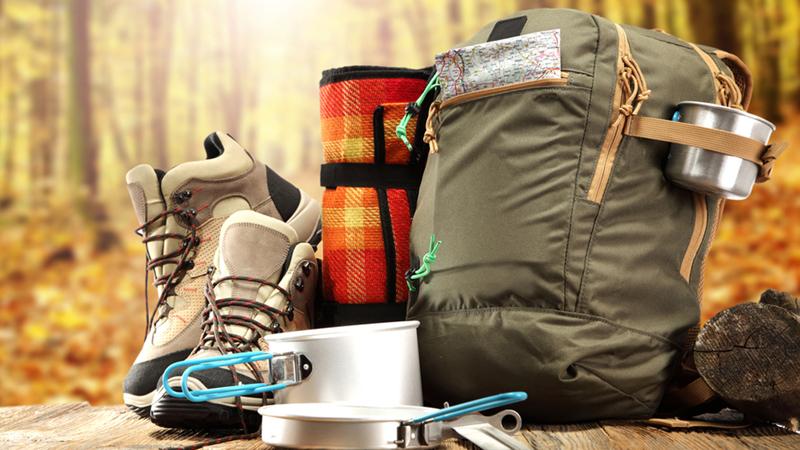 Équipements camping