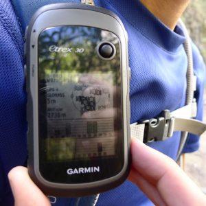 critères techniques d'un GPS randonnée