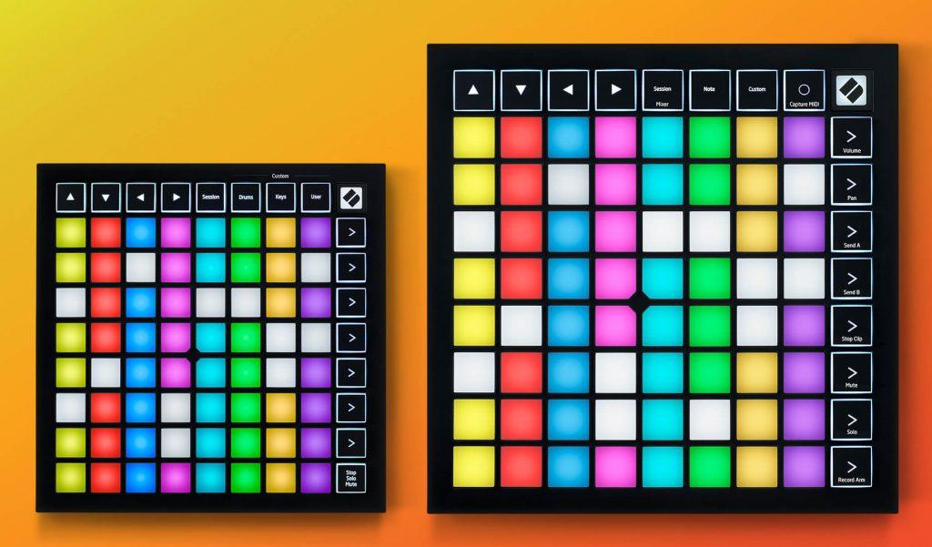 launchpad vs contrôleur MIDI